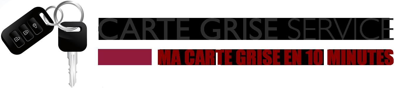 Carte Grise Service